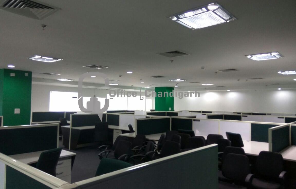 Best services for Lease/Rent out 5925 Sq. Ft Plug & Play Office Spaces Excellently/Tastefully built-in Office Space For Lease In IT Park Chandigarh