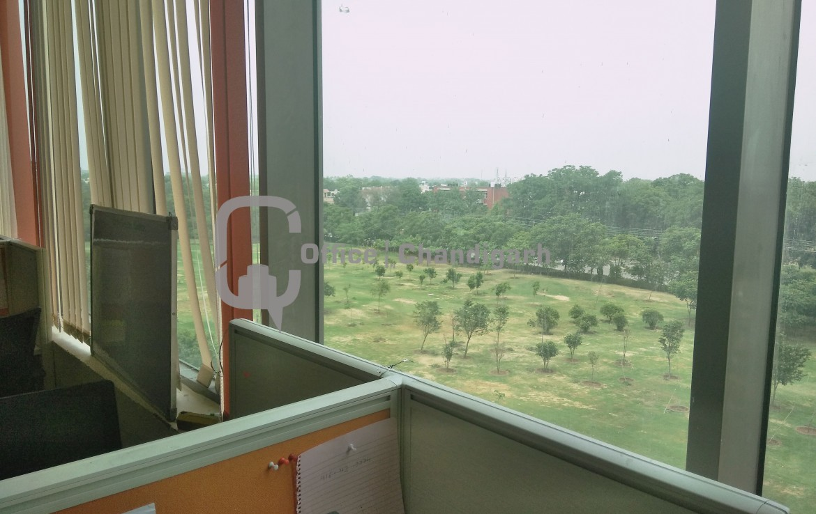 Fully Furnished Office Space, Office in chandigarh