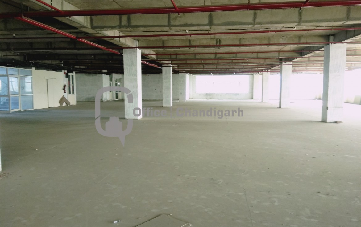 We provide best Luxurious office for lease in Chandigarh