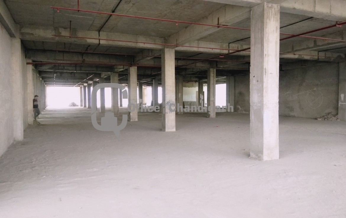 Get commercial property on lease or rent in IT Park, Chandigarh