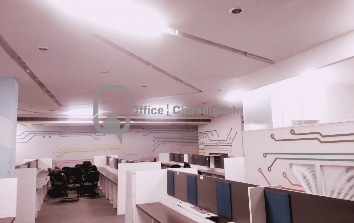 Office Spaces in Industrial Area In Mohali : Office In Chandigarh