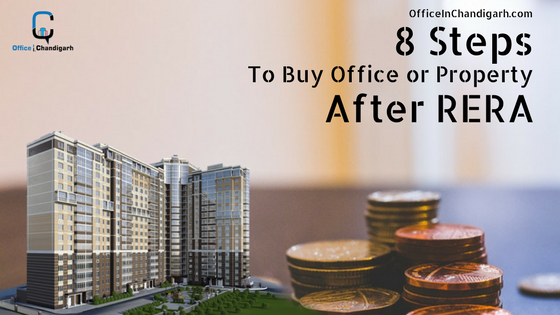 8 steps to buy Office after RERA